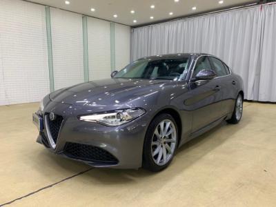 2018年12月 阿尔法·罗密欧 Giulia 2.0T 200HP 豪华版图片