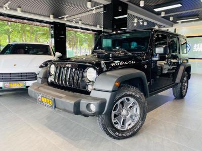 2018年2月 Jeep 牧马人(进口) 3.6L Rubicon 四门舒享版图片