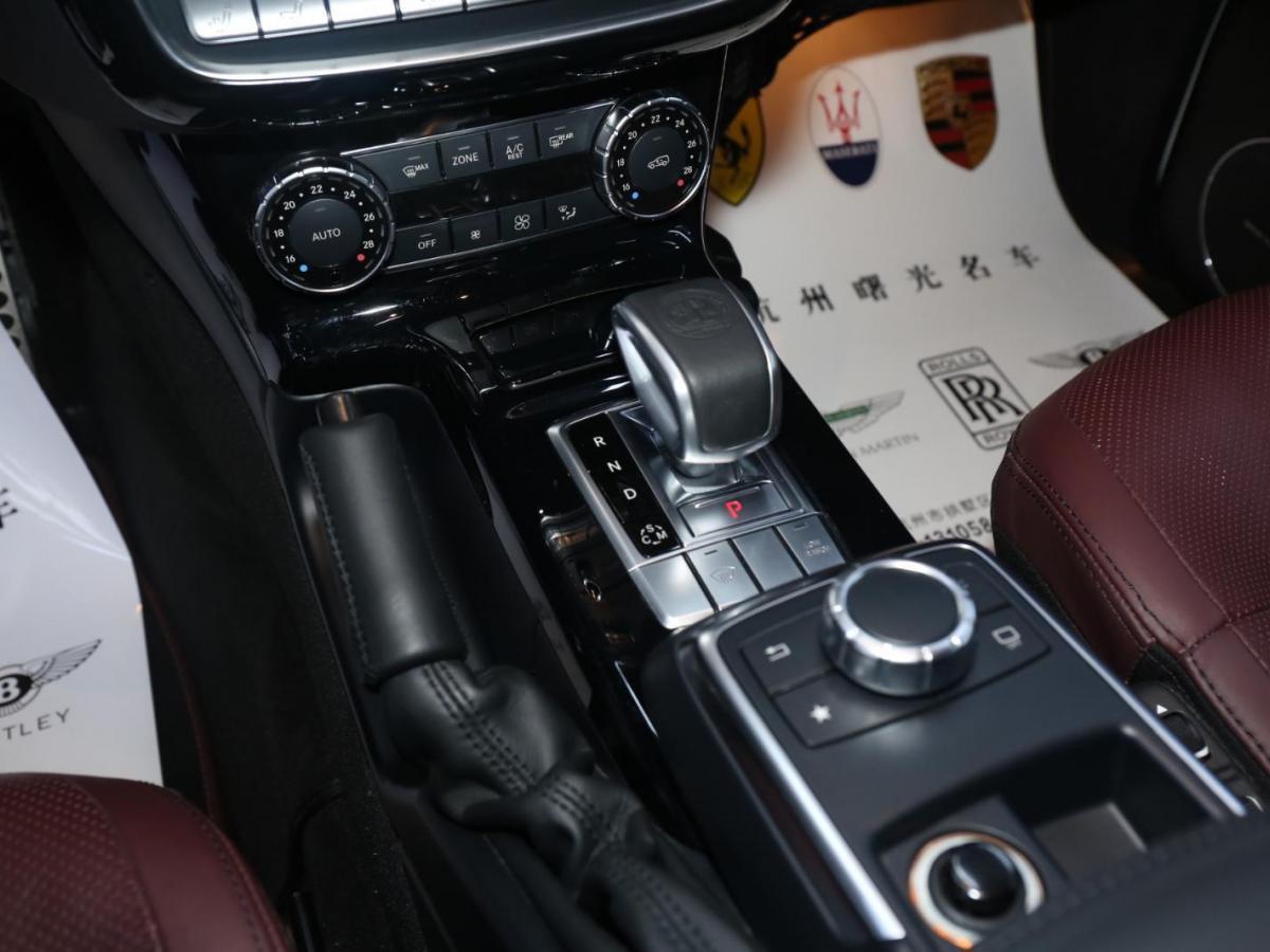 奔馳 奔馳G級AMG  2016款 AMG G 63圖片