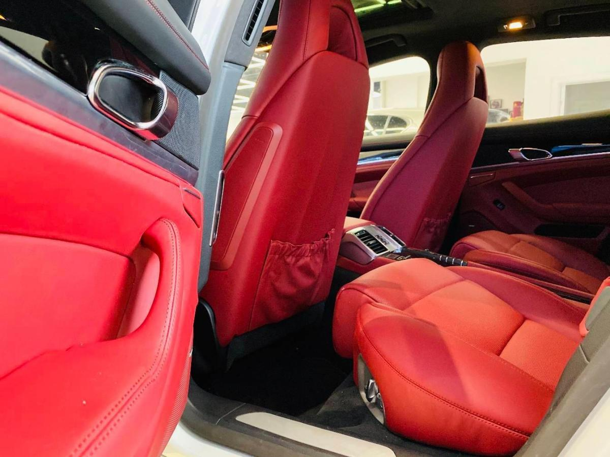 保时捷 Panamera  2012款 Panamera S Hybrid 3.0T图片