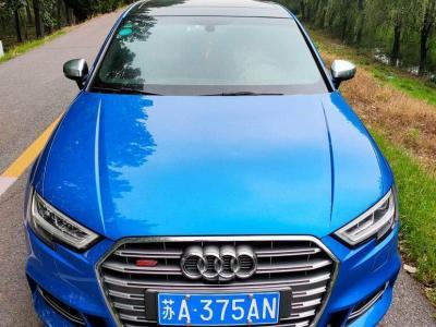 2017年6月 奥迪 奥迪S3(进口) 改款 S3 2.0T Limousine图片