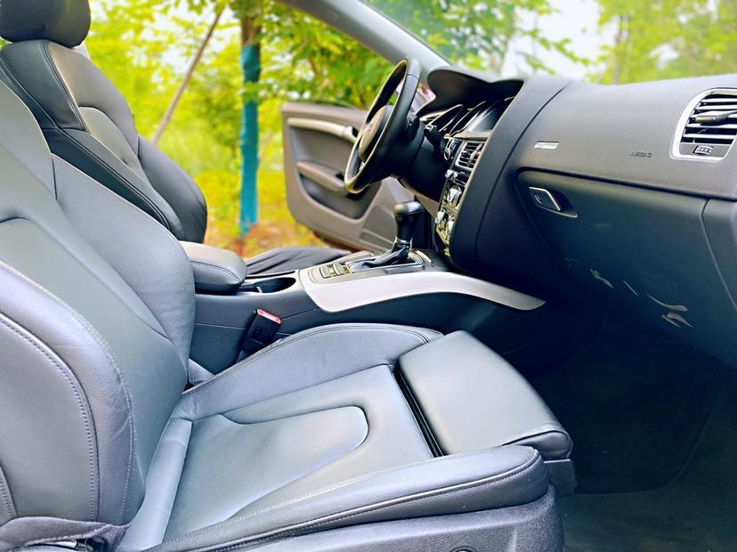 奥迪 奥迪A5  2014款 Coupe 45 TFSI风尚版图片