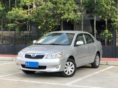 丰田 花冠  2011款 1.6L 自动经典版