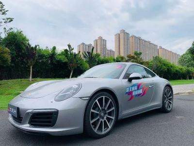 保時捷 911  2020款 Carrera 3.0T圖片