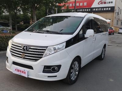 江淮 瑞风M5  2013款 2.0T 汽油手动商务版图片