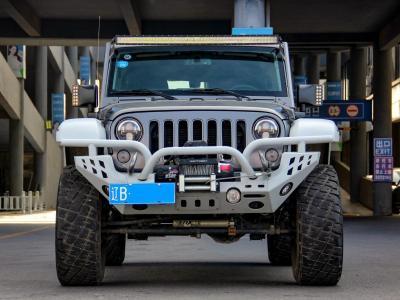 2019年1月 Jeep 牧马人(进口) 2.0T Sahara 四门版图片
