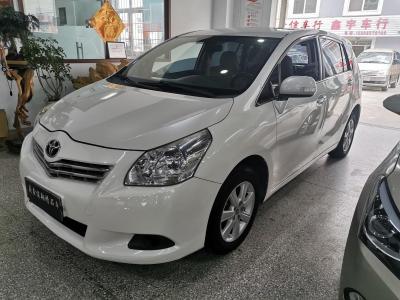 2012年3月 丰田 逸致  180G CVT舒适多功能版图片