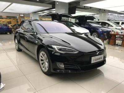 特斯拉 Model S  2017款 Model S 100D 長續航版圖片
