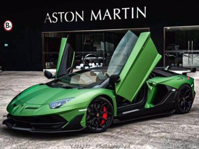 2012年6月 兰博基尼 Aventador LP 700-4图片