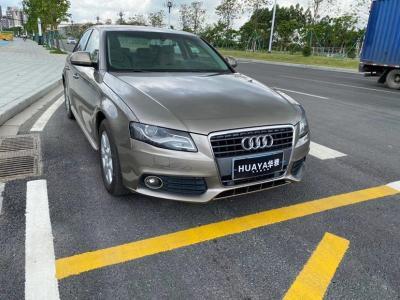2011年11月 奥迪 奥迪A4 2.0T 标准型图片