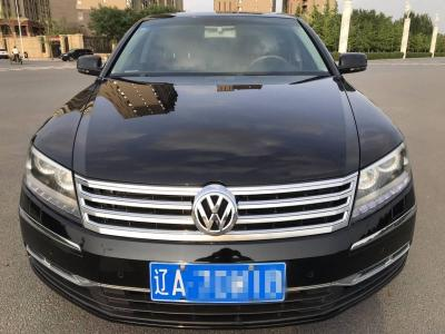 大眾 輝騰  2011款 3.6L V6 5座加長商務版圖片
