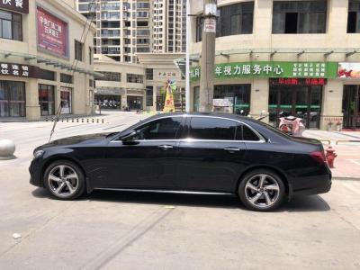 2019年6月 奔驰 奔驰E级 改款 E 300 L 豪华型图片