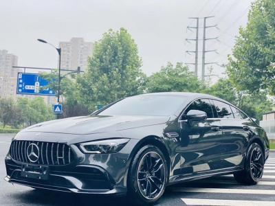 2019年9月 奔驰 奔驰AMG GT AMG GT 50 四门跑车图片