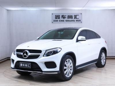 奔馳 奔馳GLE  2018款 GLE 320 4MATIC 轎跑SUV