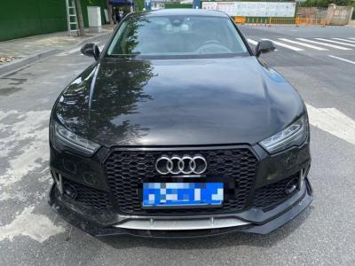2012年6月 奥迪 奥迪A7(进口) 3.0TFSI quattro豪华型图片