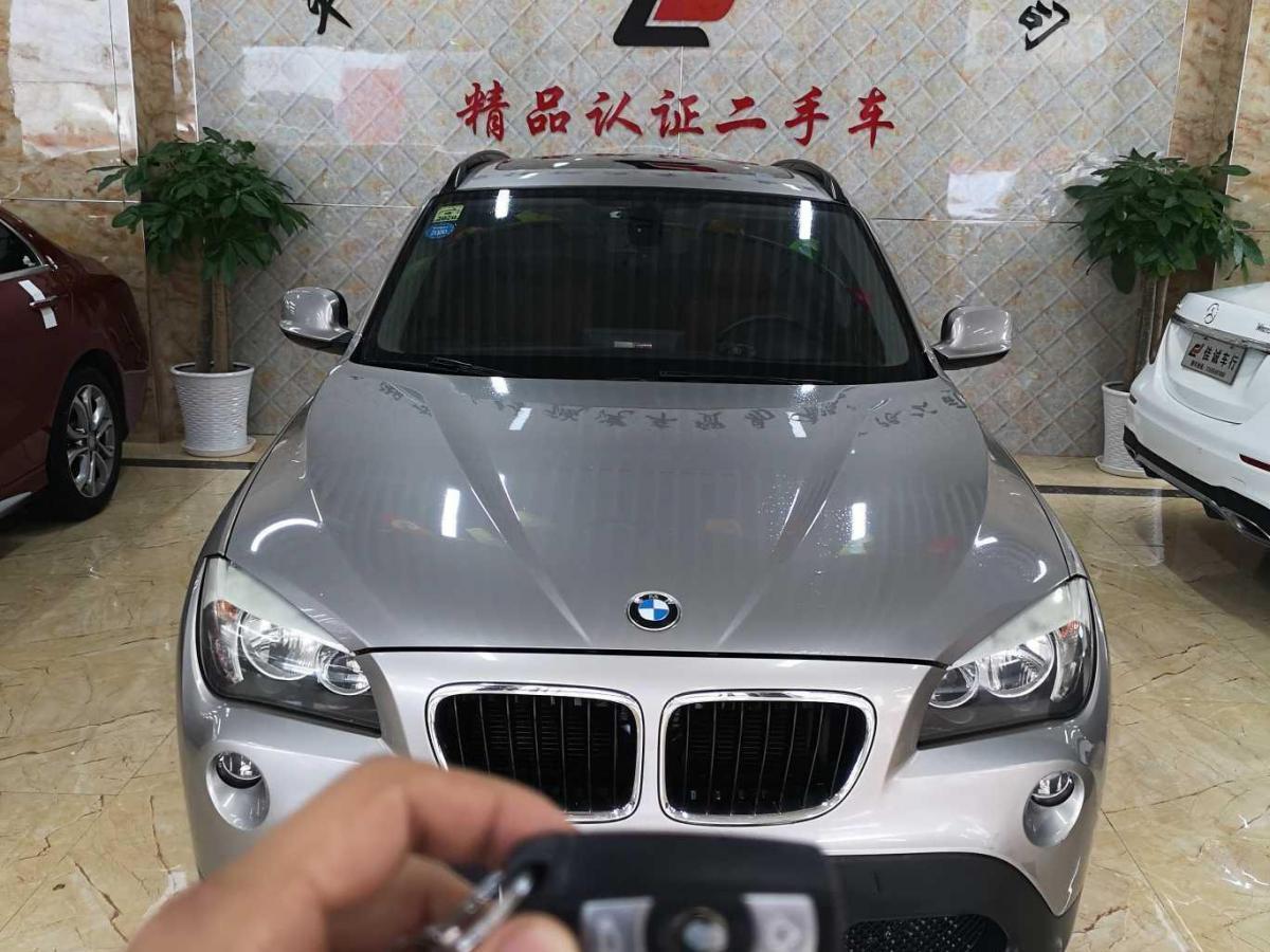 2012年8月 宝马 宝马X1 sDrive18i 时尚型图片