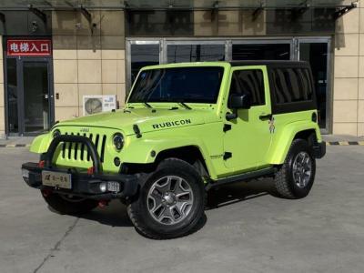 2016年9月 Jeep 牧马人  3.6L Rubicon 两门版图片