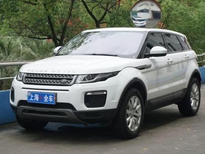 2019年4月 路虎 揽胜极光 200PS PURE 新尚版图片