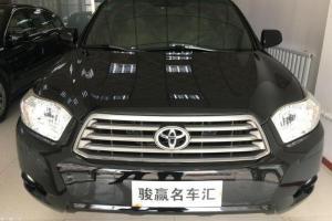 丰田 汉兰达  2.7 两驱5座精英版
