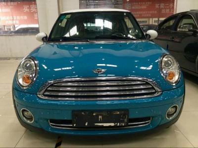 2008年4月 MINI Mini  Cooper 1.6 Excitement图片