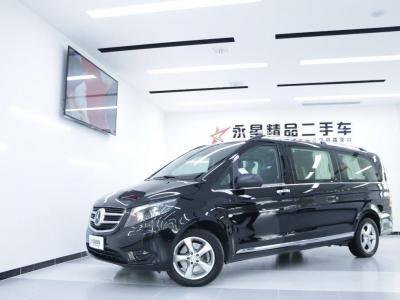 2018年9月 奔驰 威霆 2.0T 精英版图片