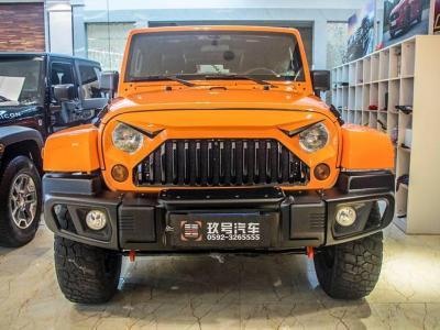 2013年9月 Jeep 牧马人(进口) 3.6L Sahara 两门版图片