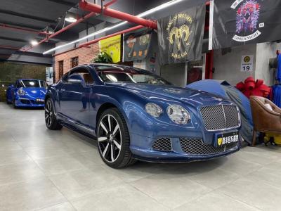 2012年1月 宾利 欧陆 6.0T GT W12图片