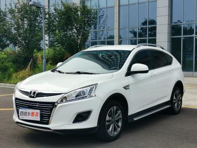 纳智捷 优6 SUV  2014款 1.8T 魅力型图片