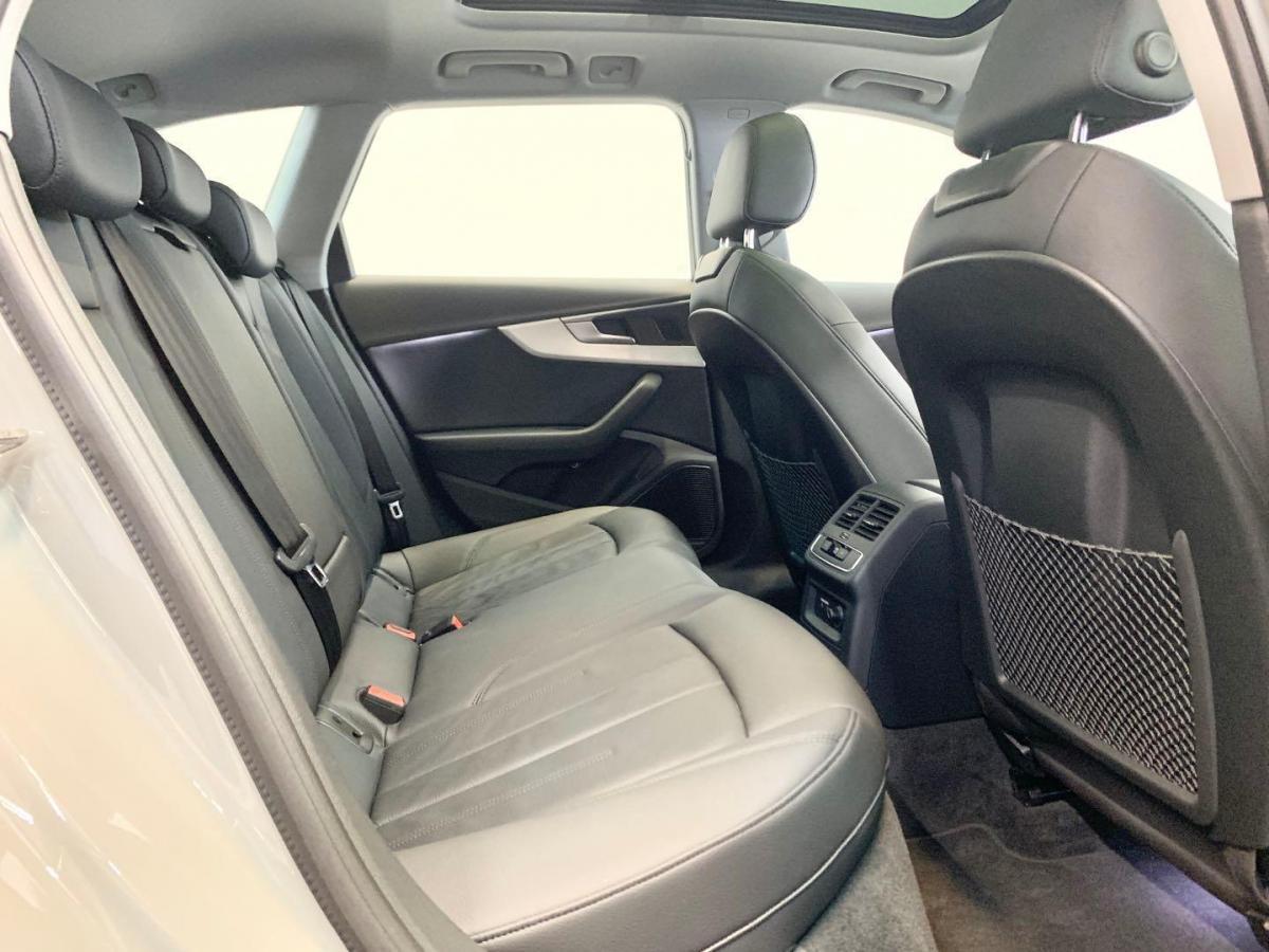奥迪 奥迪A4  2020款 Avant 先锋派 40 TFSI 时尚动感型图片