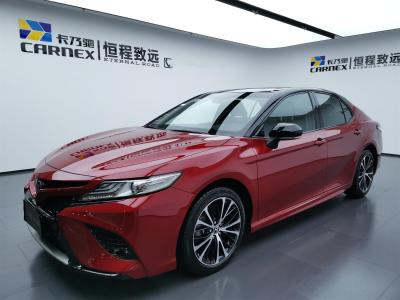 2019年6月 丰田 凯美瑞  2.5S 锋尚版 国VI图片