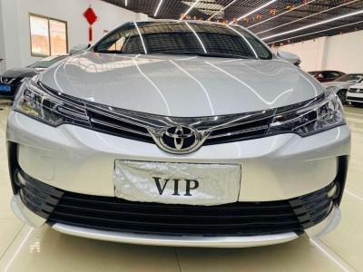 2019年9月 丰田 卡罗拉  1.2T S-CVT GL-i精英版图片