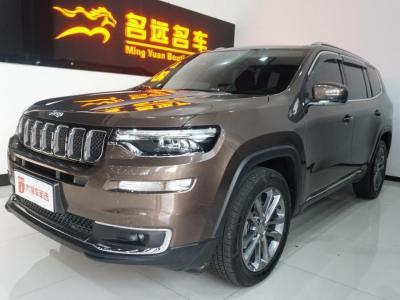 Jeep 指揮官  2018款 2.0T 四驅臻享版圖片