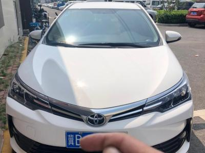 豐田 卡羅拉  2018款 1.2T S-CVT GL智享版圖片