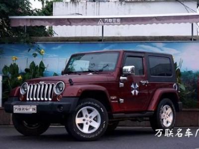 Jeep 牧马人 2010款3.8 两门 Sahara图片