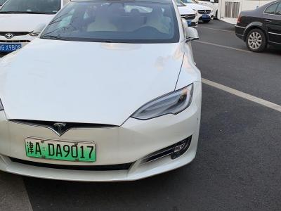 特斯拉 Model S  2017款 Model S 75D 標準續航版圖片