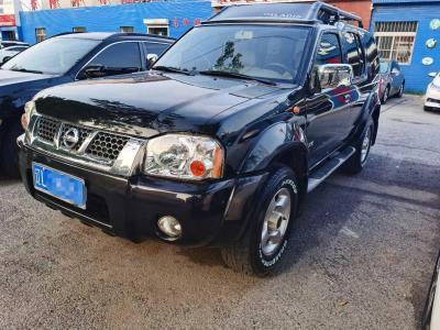 日产 帕拉丁  2004款 2.4L 四驱豪华型