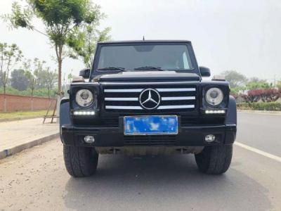 奔驰G级&nbspG500 5.5L 4MATIC