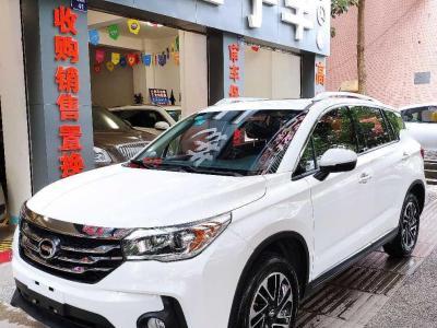 广汽传祺 GS4  2018款 200T 手动两驱精英版图片