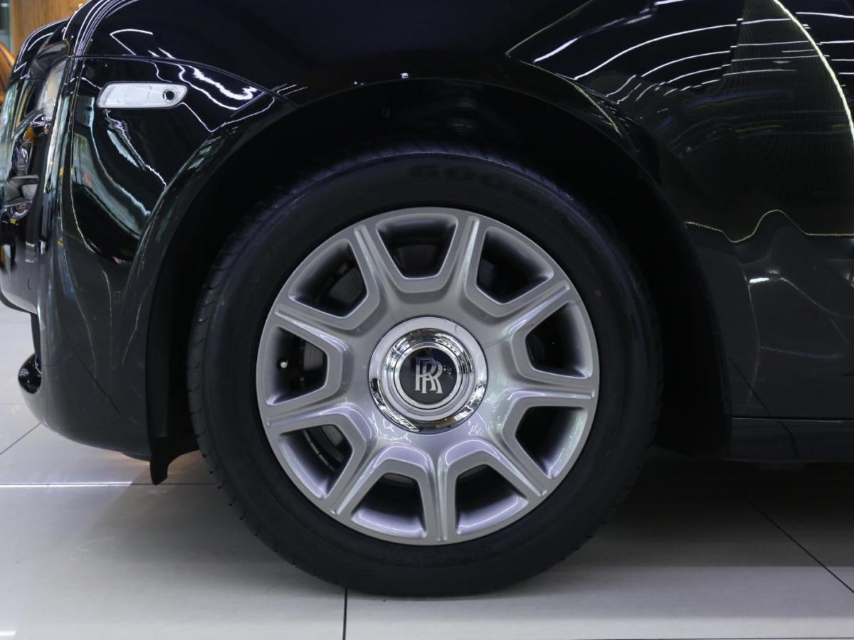 劳斯莱斯 古思特  2015款 Series II 加长版图片