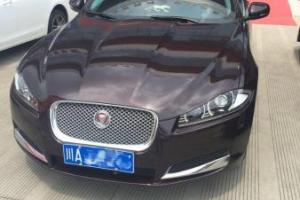 捷豹 XF  Sportbrake 2.0T 风华版