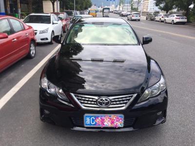 2012年9月 丰田 锐志 2.5V 风度菁英炫装版图片
