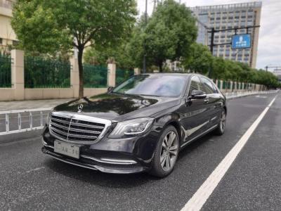 2019年6月 奔驰 奔驰S级(进口) S 350 L 豪华型图片
