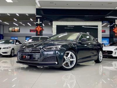 2019年10月 奥迪 奥迪A5(进口) Coupe 40 TFSI 时尚型图片