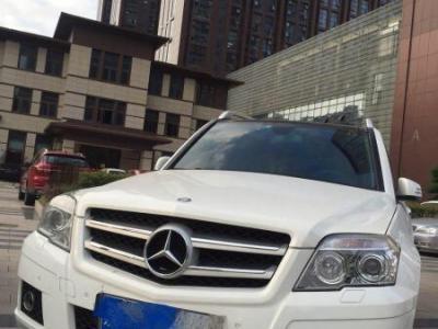 2010年6月 奔驰 奔驰GLK级(进口) GLK 300 4MATIC 时尚型图片