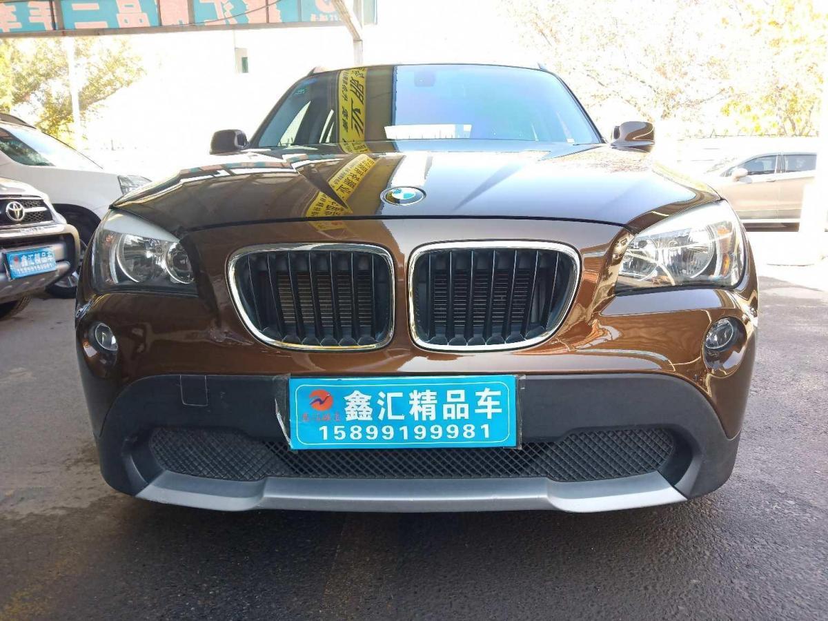 2012年6月 宝马 宝马X1 sDrive18i 豪华型图片