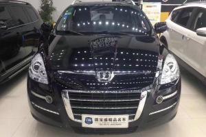 二手纳智捷大7 SUV2.2T 四驱锋芒进化版智尊型