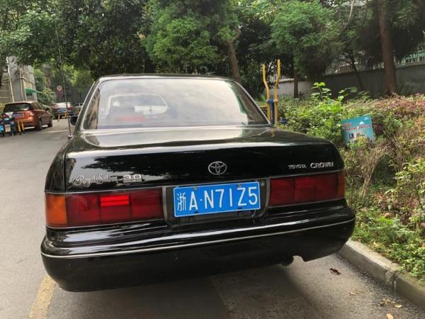 丰田 皇冠  3.0图片