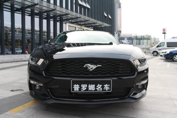 【上海】2017年3月 福特 野马 2.3t 运动版 黑色 自动档图片