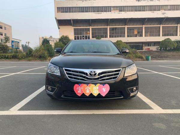 丰田 凯美瑞  2013款 200G 经典豪华版