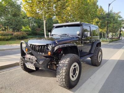 2013年12月 Jeep 牧马人  3.6L Sahara 两门版图片